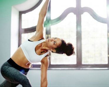 Hot Yoga Can Burn More Calories